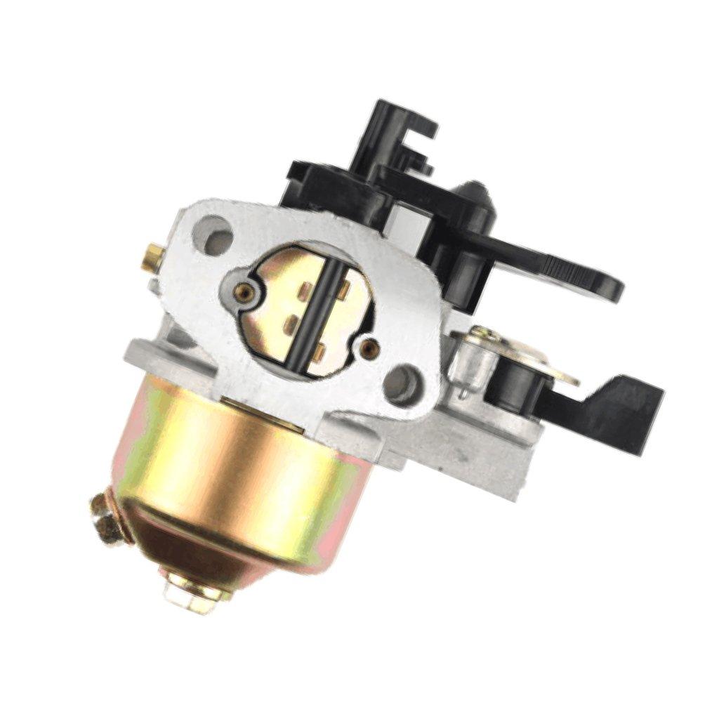 MagiDeal Pack of 2 Set Carburetor for Honda GXV120 GXV140 GXV160 HR194 HR214 HRA214 HR215 HR216 Lawnmower Gas Engine with Gasket Fuel LINE Filter
