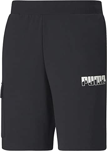 PUMA Mens Rebel Bold Shorts