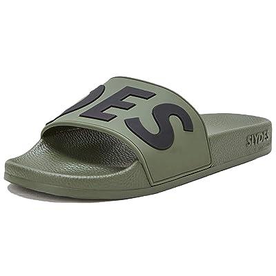 Slydes Deflect Mens Sliders   Sandals
