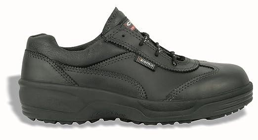 8dc246c57d6f1d Cofra 34920-000.W35 Chaussures de sécurité Ingrid S2 SRC Taille 35 Noir