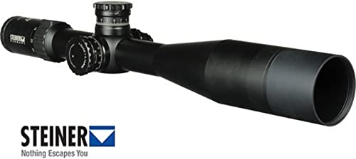 Steiner Optics M-Series Rifle Scope - Waterproof and Shockproof Gun Scope, Perfect for Hunting or Competitive Shooting