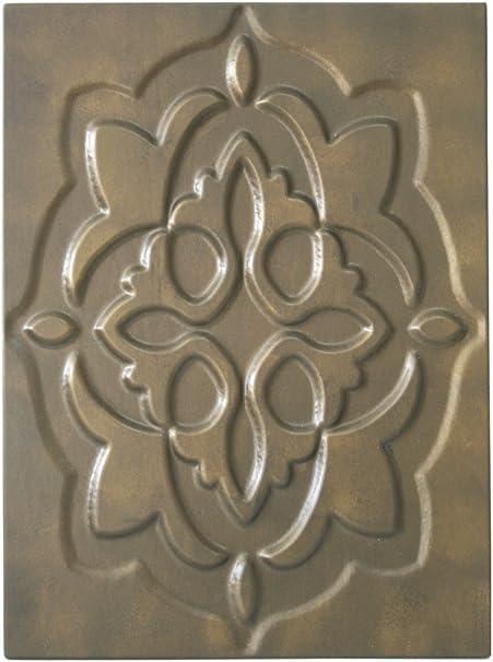 Blanco Decoraci/ón pared autoadhesiva Panel decorativo 3D 8 pcs 30 x 40 cm DIY montaje f/ácil. Panelados Revestimiento pared y techo Mod. Nuevo Andalus/í