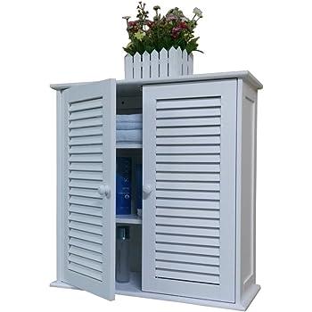 Amazon.com: Homecharm-Intl 13.8x5.9x21.6-Inch Wall Storage