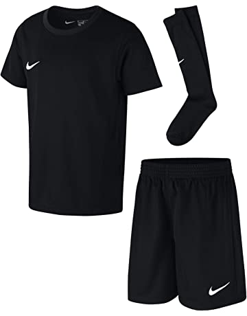 buy online 7ad9d 8c254 Nike Children s Kids Dry Park Kit Set