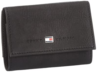 Tommy Hilfiger Johnson Mini Flap Wallet - Monedero de Cuero ...