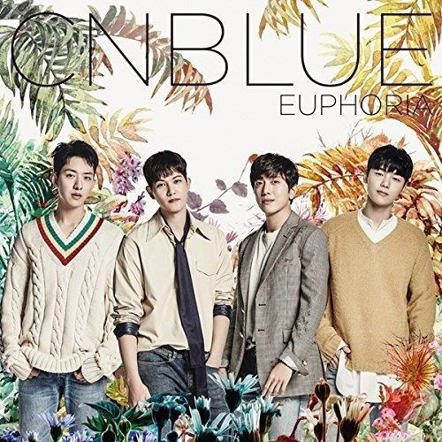 CD : CNBLUE - Euphoria (Japan - Import)