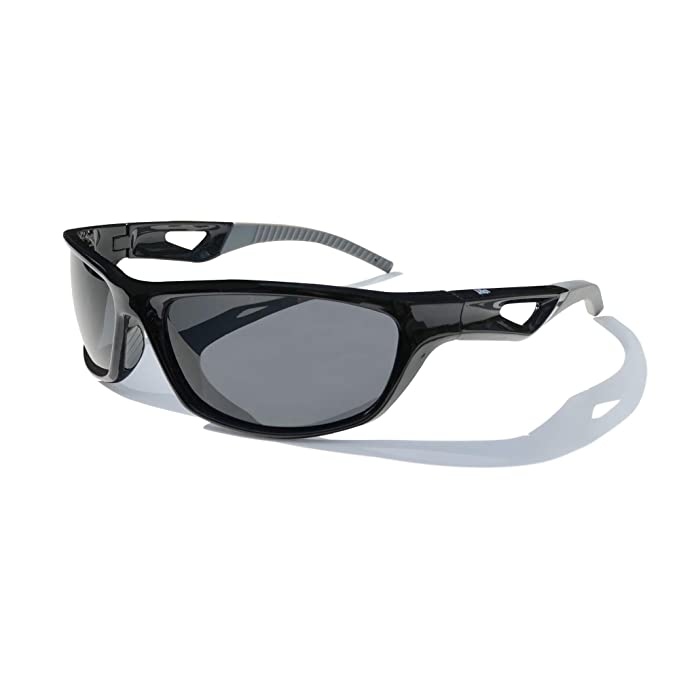 bcf5788bdff Image Unavailable. Image not available for. Color  P S Sport Polarized  Sunglasses FDA Approved for men women Cycling running driving ...