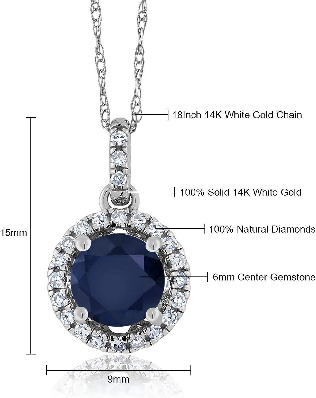 3.05CT Aquamarine Pear Shape 2 Stone Gemstone Pendant /& Necklace 14K Yellow Gold