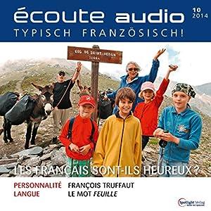 Écoute audio - Les Français sont-ils heureux? 10/2014 Audiobook