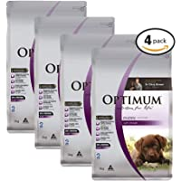 OPTIMUM Puppy with Chicken Dry Dog Food 3kg Bag 4 Pack