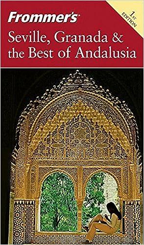 ผลการค้นหารูปภาพสำหรับ Frommer's Seville, Granada & the Best of Andalusia