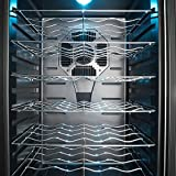 electro boss 5335 wine cooler 28 stainless