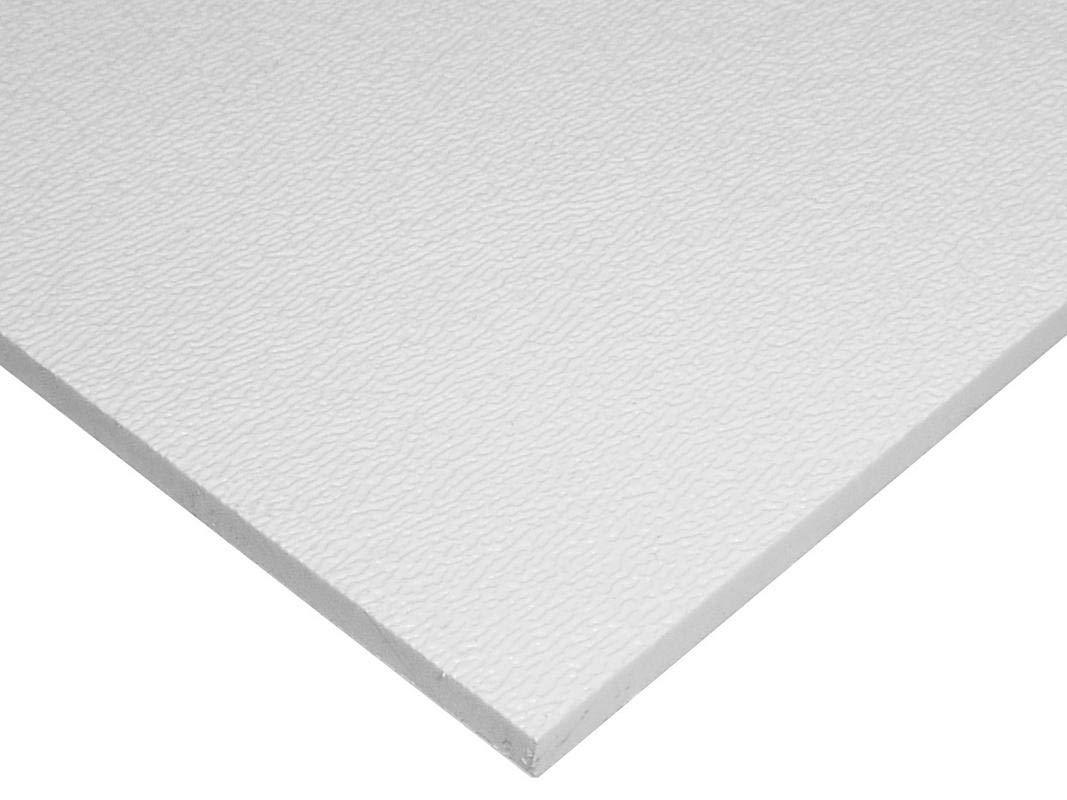 "Falken Design PVC Foam Board Sheet FREE CUT TO SIZE Black 24/"" x 24/"" x 1//8/"""