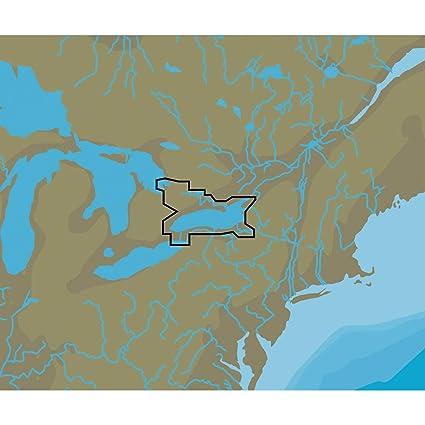 Amazon.com : C-MAP NT NA-C113 Lake Ontario & The Trent Severn - C ...