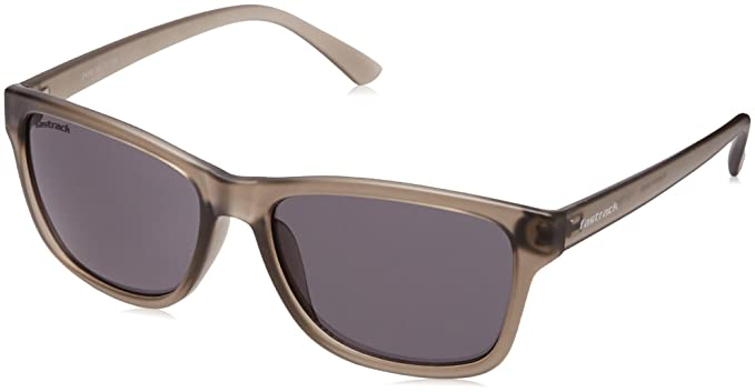 cc5d1b6a2cd Image Unavailable. Image not available for. Colour  Fastrack UV Protected  Square Men s Sunglasses - (P357BK2