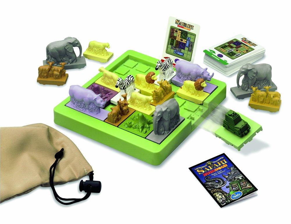 HCM 54100 - Safari Rush Hour: Amazon.de: Spielzeug