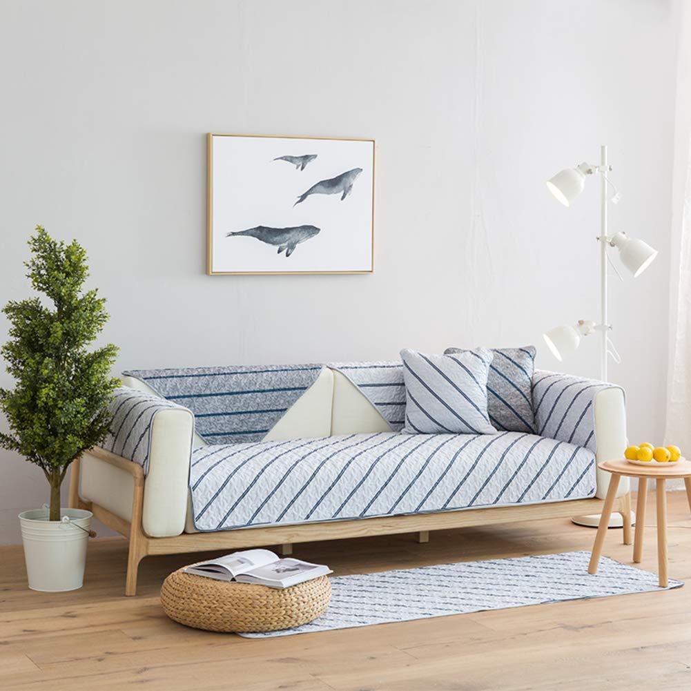 J&DDK Funda para sofá Shiled 1 Pieza Antideslizante Resistentes a ...