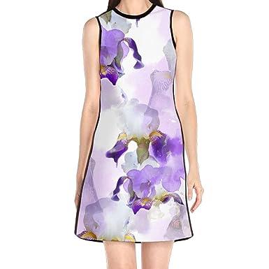 Purple Semi Formal Dress