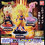 Dragon Ball super UG Dragon Ball 03 Anime goods Gacha Bandai (all three Furukonpu set)