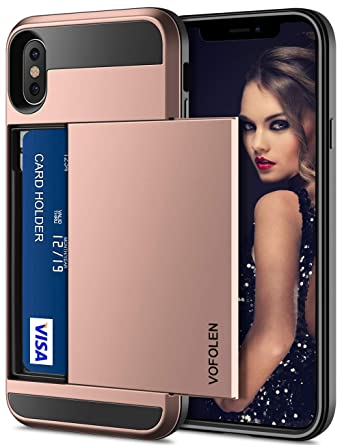 iphone xs case credit card