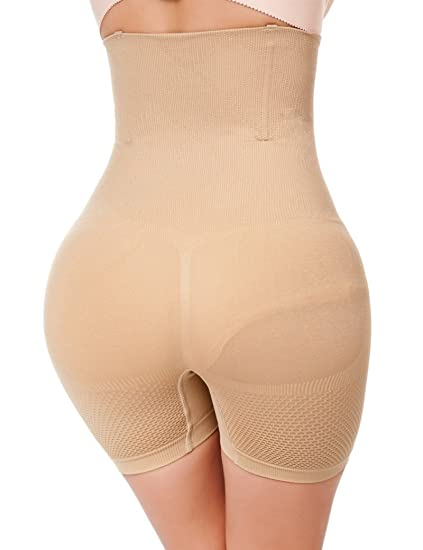 04e435acd83 Waist Cincher Girdle Belly Slimmer Trainer Sexy Shapewear Butt Lifter at  Amazon Women s Clothing store