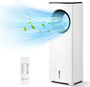 COMFYHOME 2-in-1 Air Cooler, 32