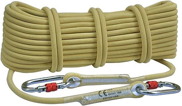 RKY Cuerda de seguridad, cuerda de Kevlar reducción de ...