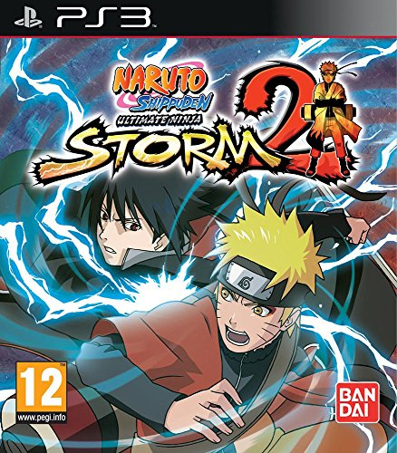 Third Party - Naruto Shippuden - ultimate Ninja storm 2 Occasion [ PS3 ] - 3700577000973