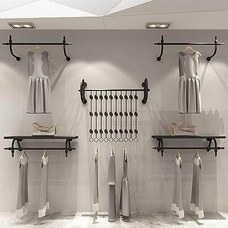 Percheros Sexy Retro Iron Art Perchas Tienda De Ropa Estilo ...
