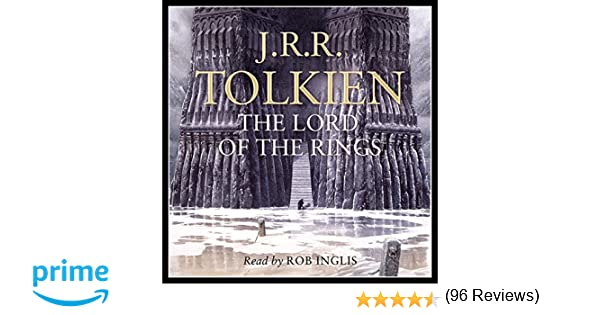 The Lord of the Rings CD Gift Set: Complete and Unabridged ...
