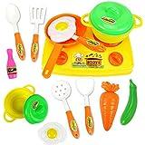 13pcs/set Mini Multicolore Cucina Giocattoli Giochi Di Simulazione Giochi Di Ruolo Giocattoli Educativi Giocattoli Per Bambini Giocattoli Classic