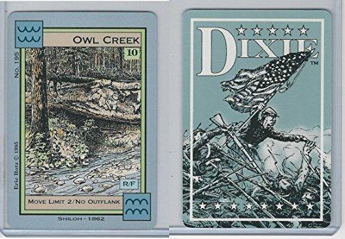 1994 Columbia Games, Dixie Civil War, 195 Owl Creek ()