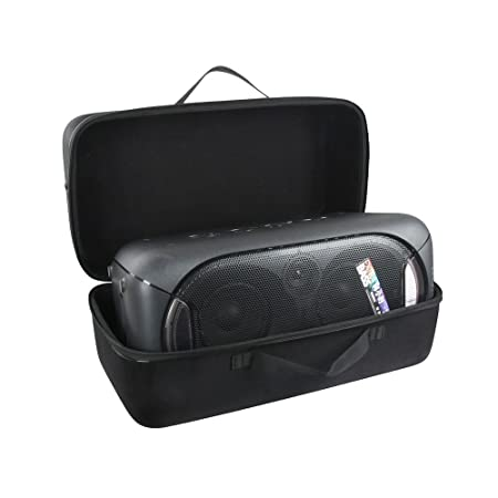 Review Hard EVA Travel Case