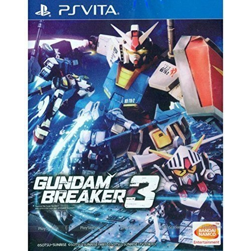 Gundam Breaker 3 (English Subs) for PlayStation 4 [PS4]