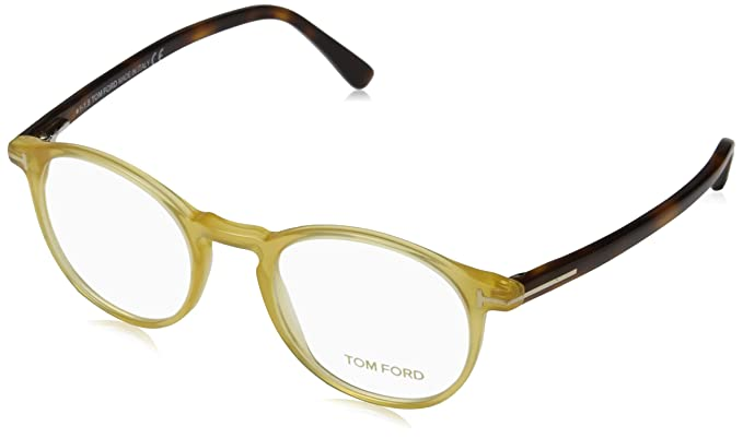 88528cb716 Tom Ford FT5294 Glasses in Shiny Black FT5294 001 48  Amazon.co.uk ...