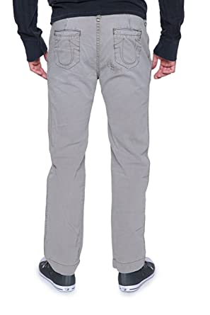 7b183d6d True Religion Chino Pants Roman Phoenix Chino, Color: Khaki, Size: 30:  Amazon.co.uk: Clothing