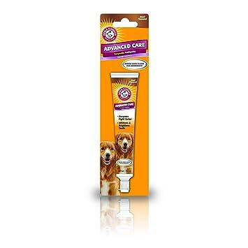 Arm & Hammer AHTP Pasta de Diente Enzimática Advanced Care Tartar Control con Sabor a Ternera