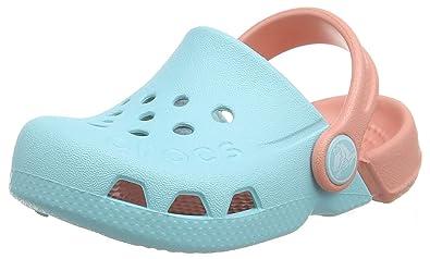 amp; Schuhe Unisex Electro Crocs Clogs Kinder Handtaschen Kids 8XqzYw