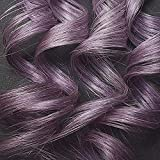14 inch Light Purple Clip in Human Hair Extensions