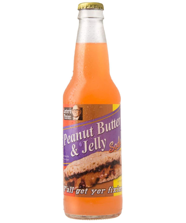 Peanut Butter & Jelly Soda