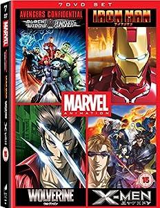 Marvel Anime Development | Pyrus Masquerade's Series Reviews