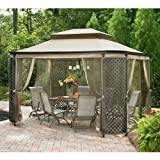 Lattice Gazebo Replacement Canopy