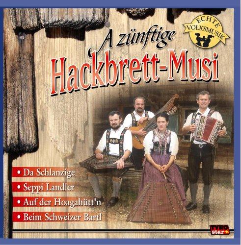 A Zünftige Hackbrett-Musi - Instrumental