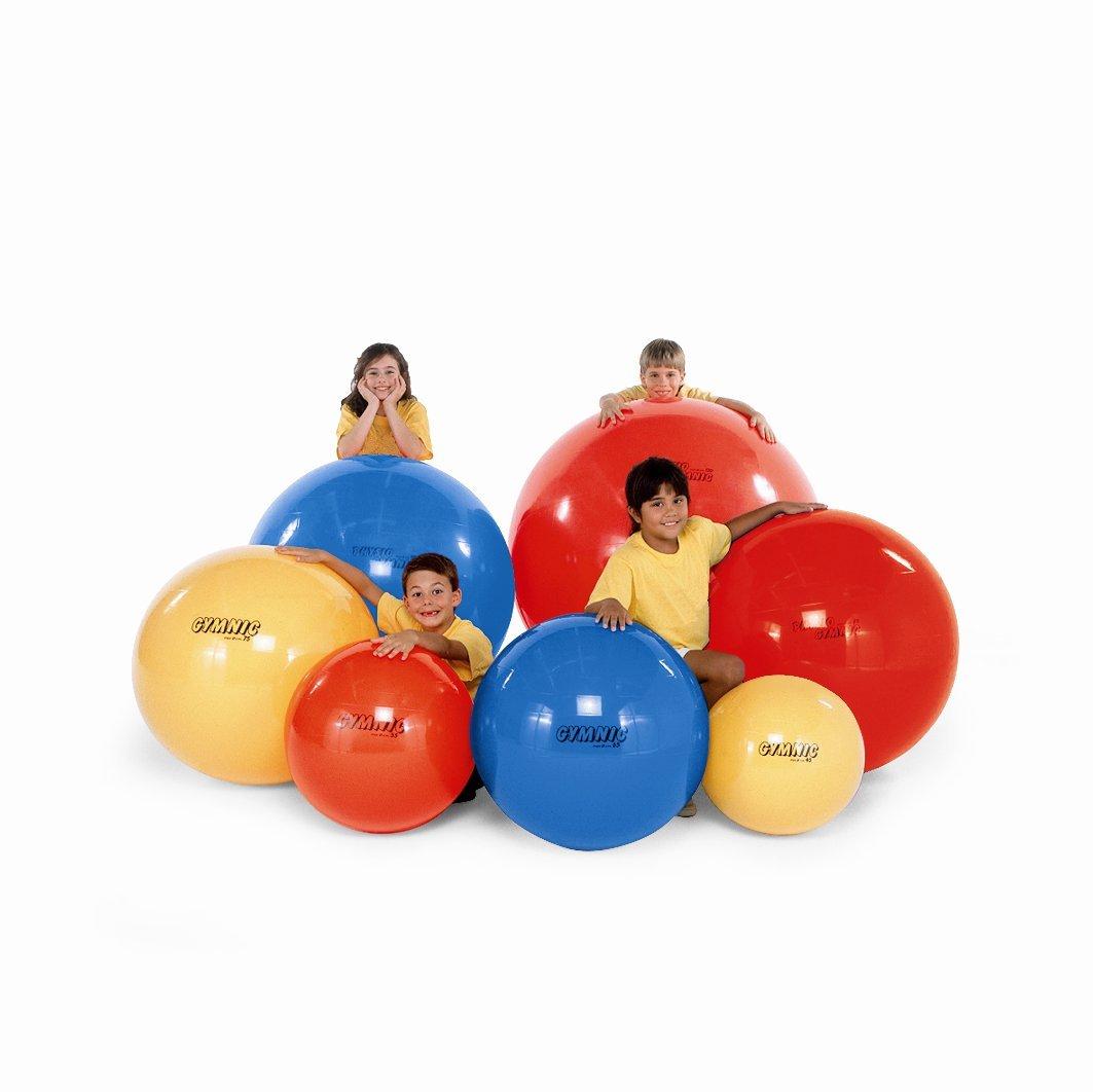 NRS Healthcare Gym Ball - 55 cm (21.5 inches) Diameter E85846