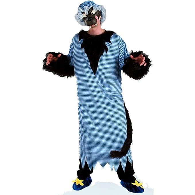 Amazon Com Rubie S Costume Co Nlp The Big Bad Wolf Costume Toys