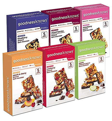 goodnessknows Six Flavor Variety Pack Pound product image