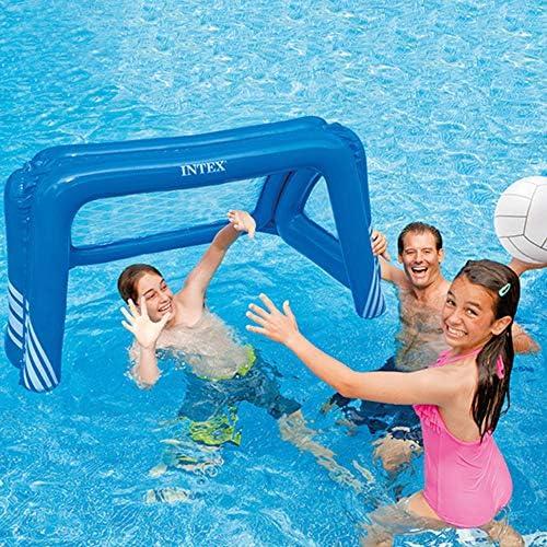 Intex 58507NP - Portería hinchable para agua o jardin 140 x 89 x ...