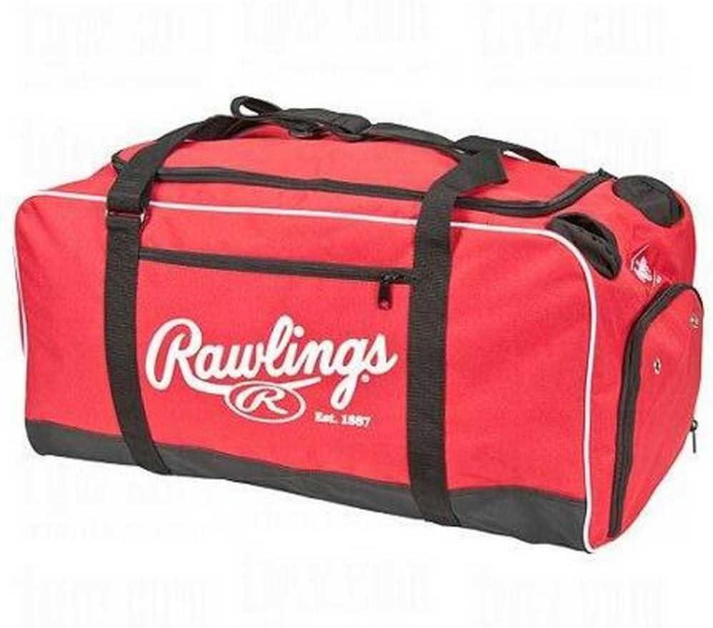 Amazon.com: Rawlings Bolsa de deporte estilo marinero ...