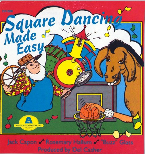 Square Dancing Made Easy
