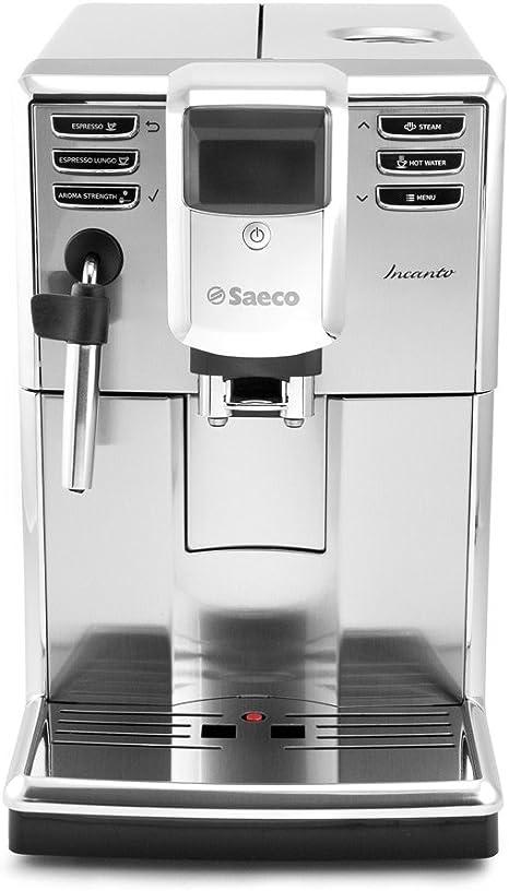 Amazon.com: Saeco Incanto Plus HD8911/67 - Máquina de ...